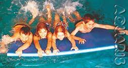 Privater Gruppenunterricht aquaris schwimmschule innsbruck