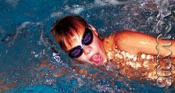 Kraulkurs für Kinder aquaris schwimmschule innsbruck