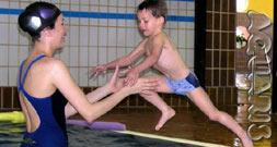 Schwimmkurse in privaten Einzelstunden aquaris schwimmschule innsbruck