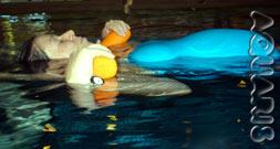 Schwimmen für Schwangere aquaris schwimmschule innsbruck